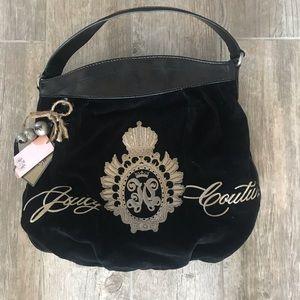 New Juicy Couture velvet bag